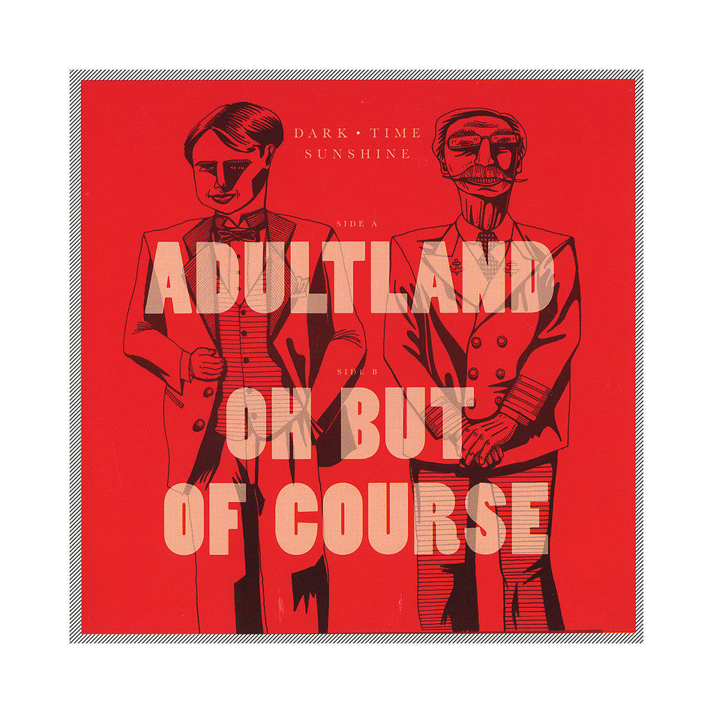 <!--2011011908-->Dark Time Sunshine - 'Adultland' [Streaming Audio]