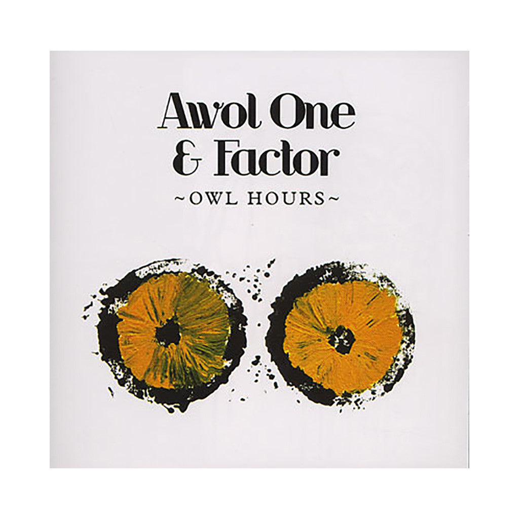 <!--2009081059-->AWOL One & Factor - 'Waste The Wine' [Streaming Audio]