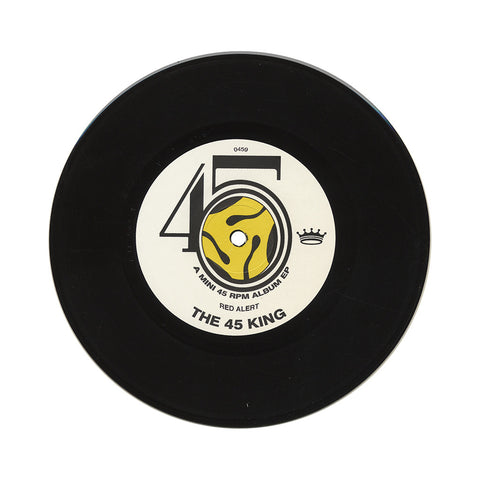"The 45 King - 'Red Alert' [(Black) 7"" Vinyl Single]"