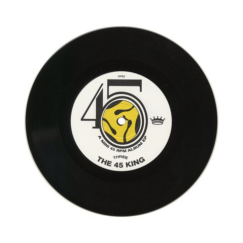 "[""The 45 King - 'The Third Album' [(Black) 7\"" Vinyl Single]""]"