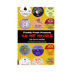 <!--020080325012846-->Freddy Fresh - 'The Rap Records: 2nd Edition Revised' [Book]