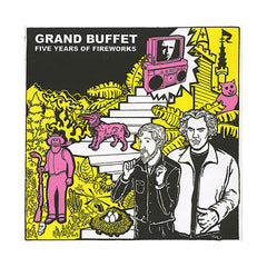 Grand Buffet - 'Five Years Of Fireworks' [CD]