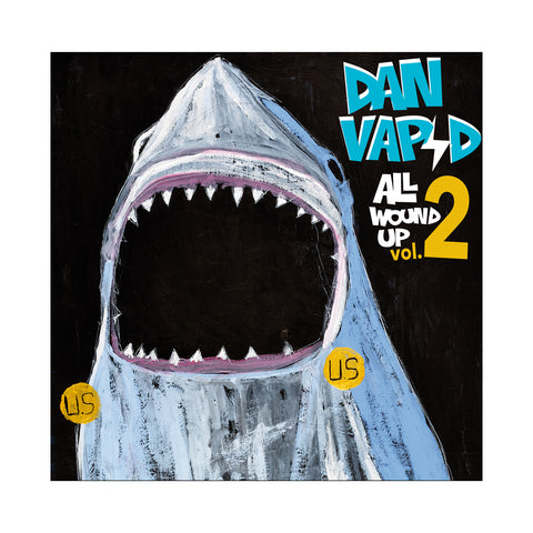 "[""Dan Vapid - 'All Wound Up Vol. 2' [CD]""]"