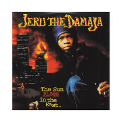 <!--119940524012076-->Jeru The Damaja - 'The Sun Rises In The East' [(Black) Vinyl [2LP]]