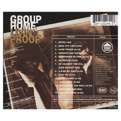 <!--1995112154-->Group Home - 'Livin' Proof' [CD]