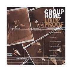 Group Home - 'Livin' Proof' [CD]