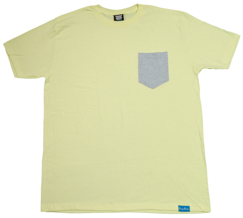 <!--2013073045-->Foreign Family - 'Lemon' [(Yellow) T-Shirt]
