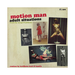 <!--2010083124-->Motion Man - 'Adult Situations' [CD]