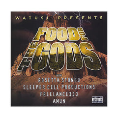 <!--020110201028960-->Watusi - 'Food For The Gods' [CD]