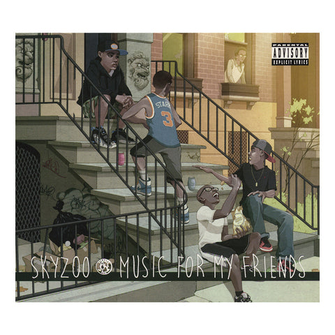 Skyzoo - 'Music For My Friends' [CD]
