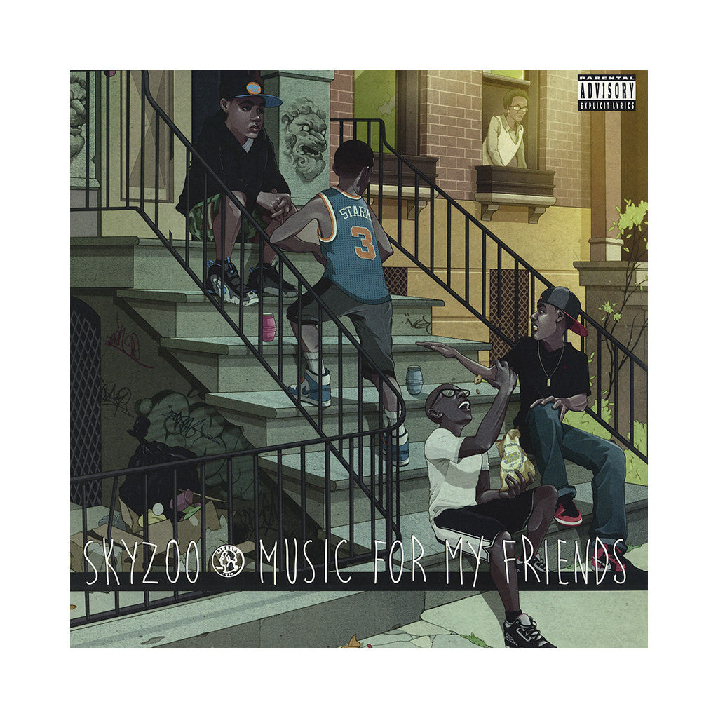 <!--2015063058-->Skyzoo - 'Things I Should've Told My Friends' [Streaming Audio]