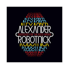 "<!--120091006018548-->Alexander Robotnick - 'Obsession For The Disco Freaks/ Obsession For The Disco Freaks (Remixes)' [(Black) 12"" Vinyl Single]"