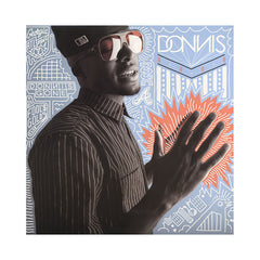 "Donnis - 'Gone/ Gone (Remixes)' [(Black) 12"" Vinyl Single]"