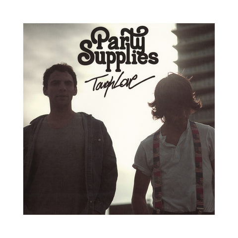 "[""Party Supplies - 'Tough Love (CLEARANCE PRICED!)' [(Black) Vinyl LP]""]"