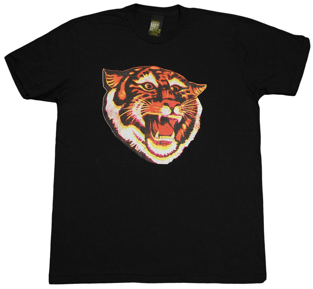<!--2012011759-->Free Gold Watch - 'Tiger 2' [(Black) T-Shirt]