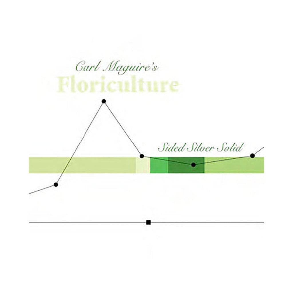 <!--020090818017932-->Carl Maguire's Floriculture - 'Sided Silver Solid' [CD]
