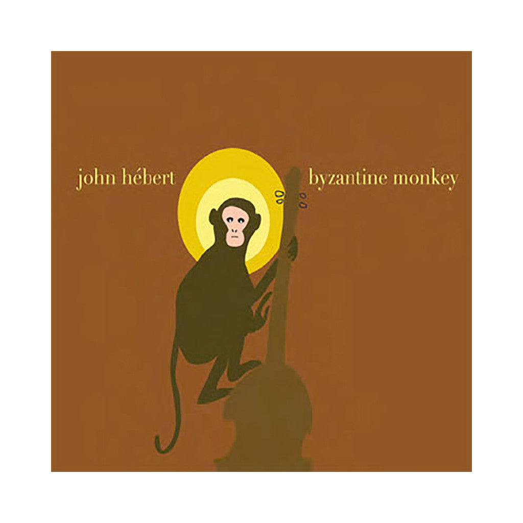 <!--120090818017886-->John Hebert - 'Byzantine Monkey' [CD]
