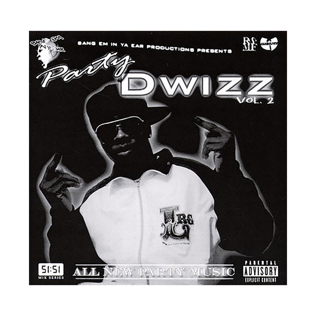 <!--120080422013617-->Dwizz (Mixed By: DJ Dee Square) - 'Party Dwizz Vol. 2' [CD]