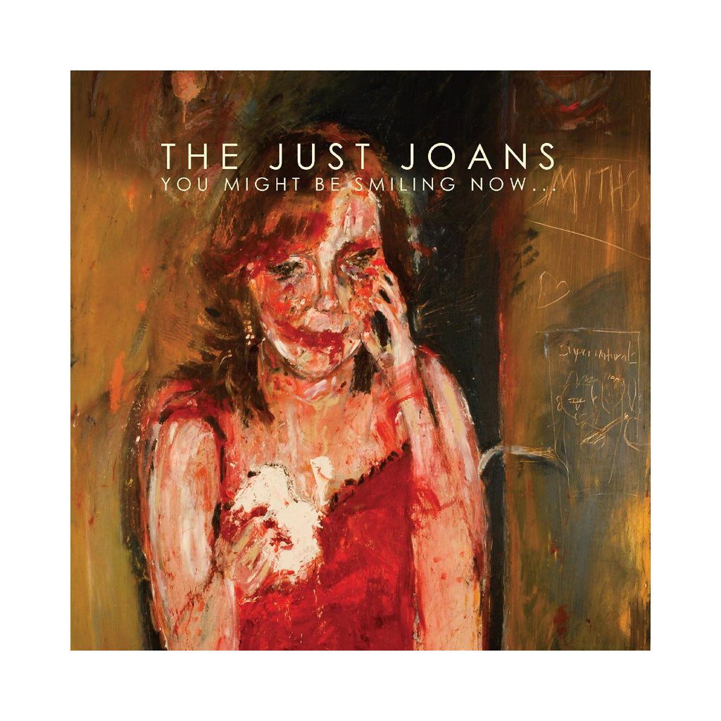 Just Joans - 'You Might Be Smiling Now...' [CD]