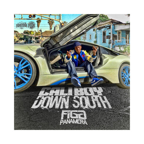 "[""Figg Panamera - 'Cali Boy Down South' [CD]""]"
