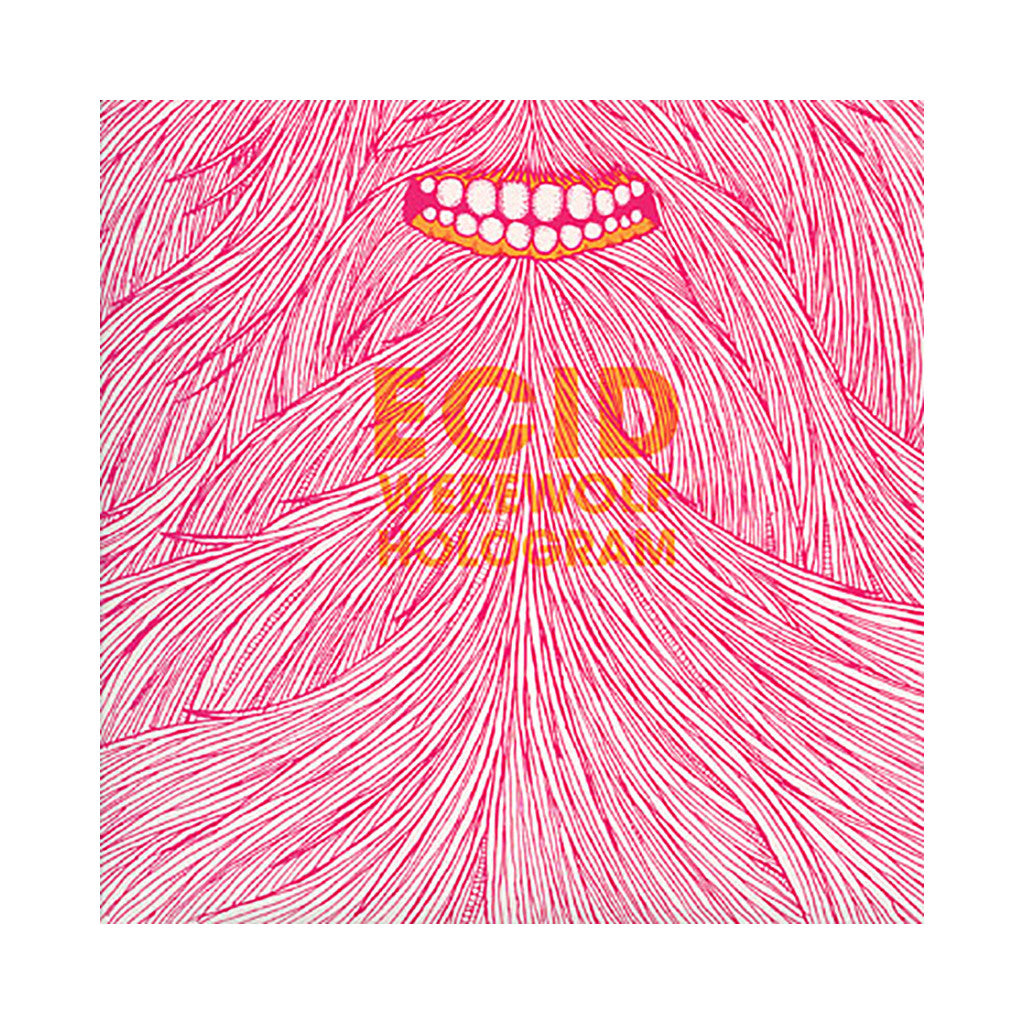 <!--2012022858-->Ecid - 'Werewolf Hologram' [CD]