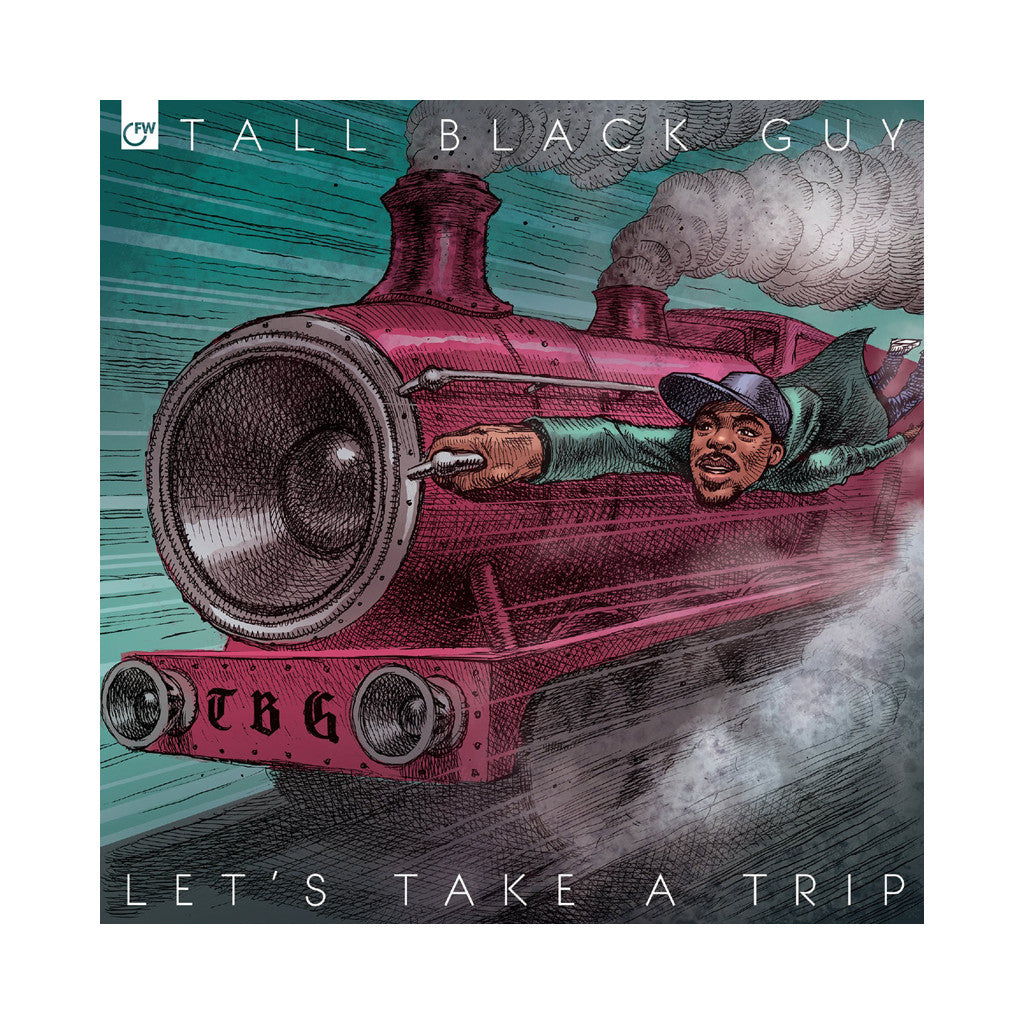 Tall Black Guy - 'Let's Take A Trip' [(Black) Vinyl [2LP]]