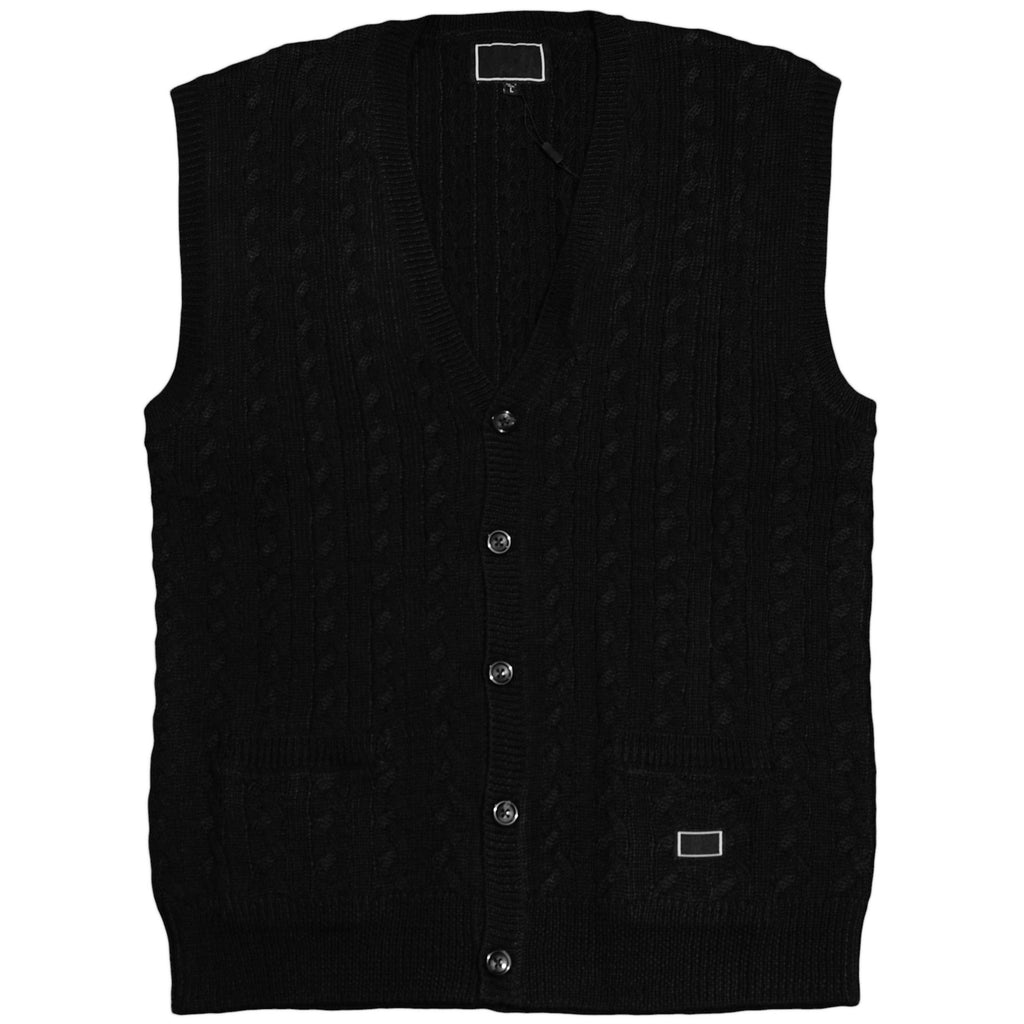 Freshjive - 'Grahams Vest' [(Black) Sweater]