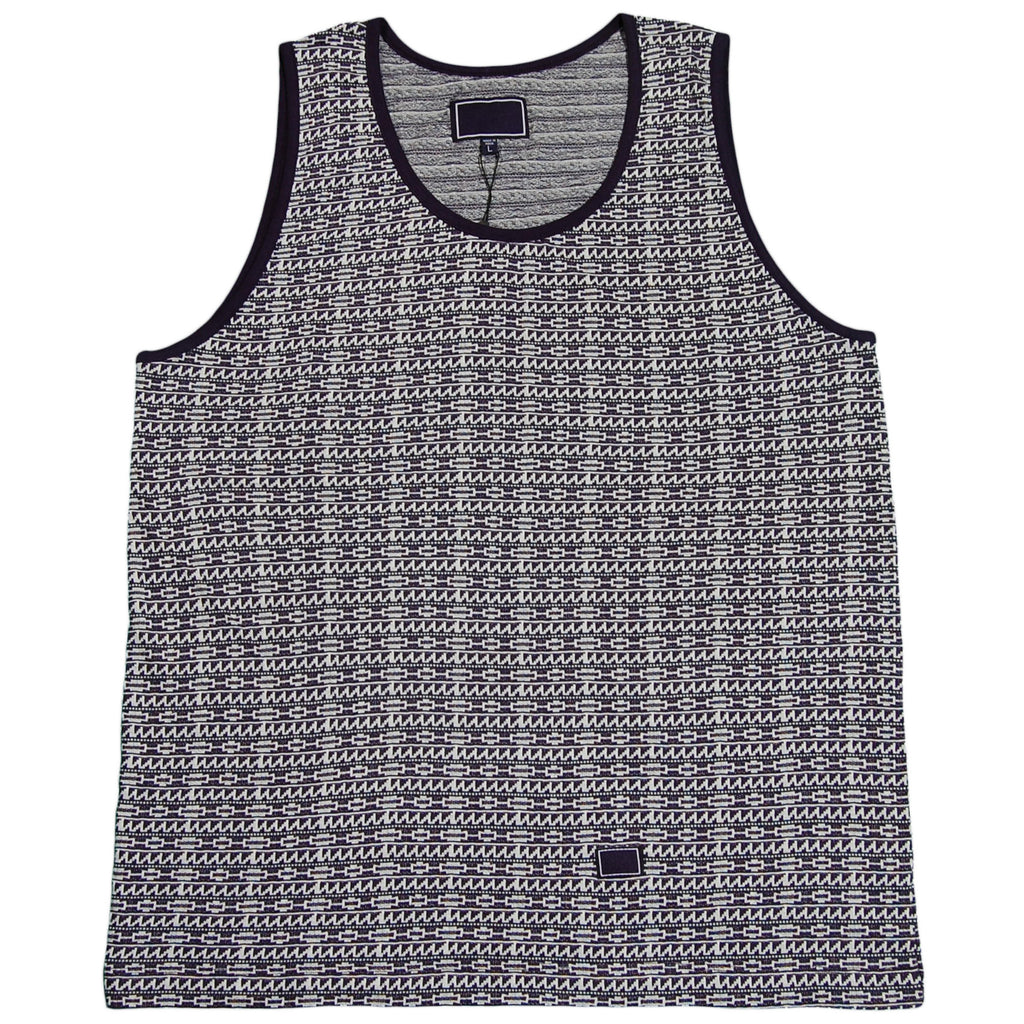 <!--2012030624-->Freshjive - 'Azteka' [(Dark Blue) Tank Top]