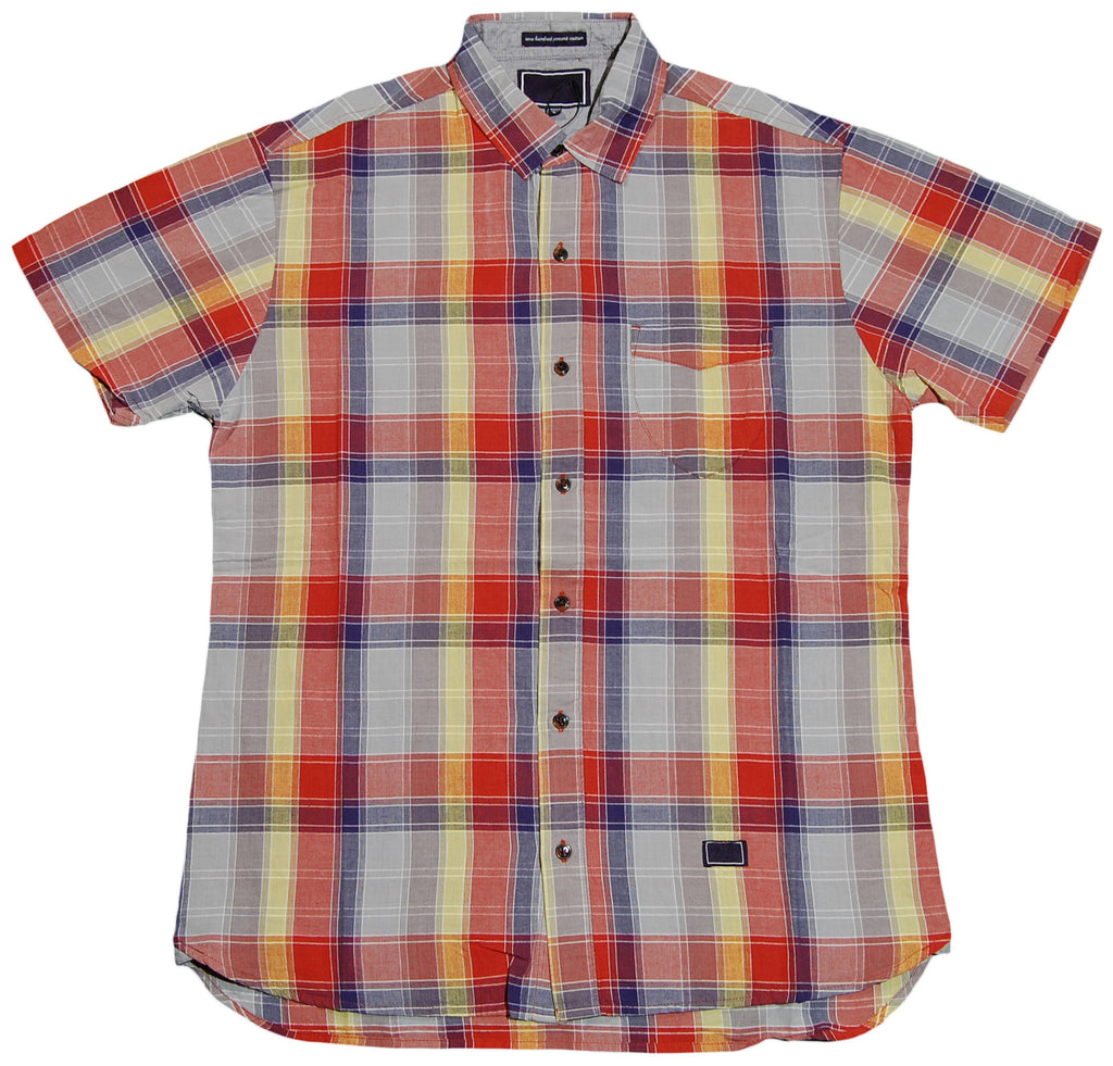 <!--2012030632-->Freshjive - 'Chavez' [(Multi-Color) Button Down Shirt]