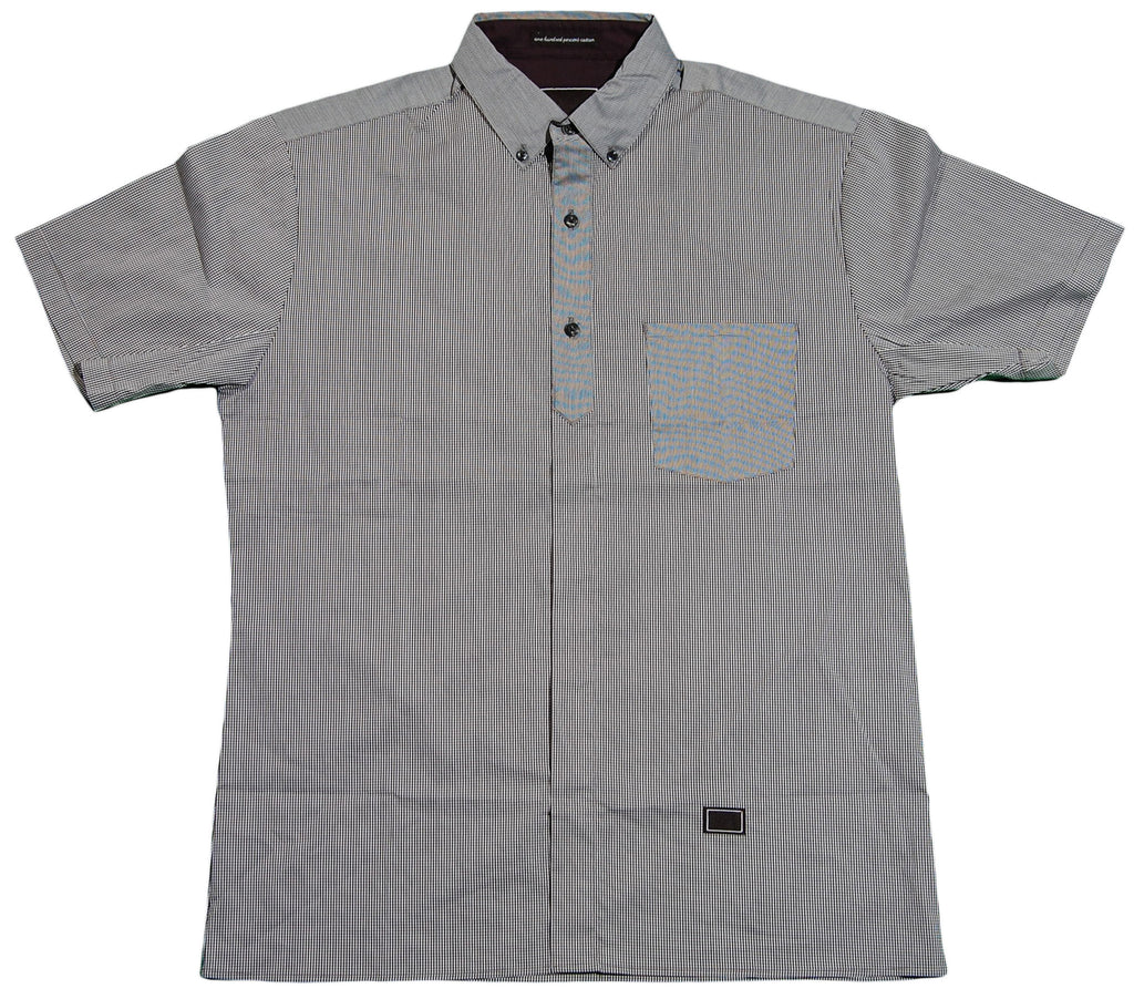 <!--2012041748-->Freshjive - 'Rigour' [(Gray) Button Down Shirt]