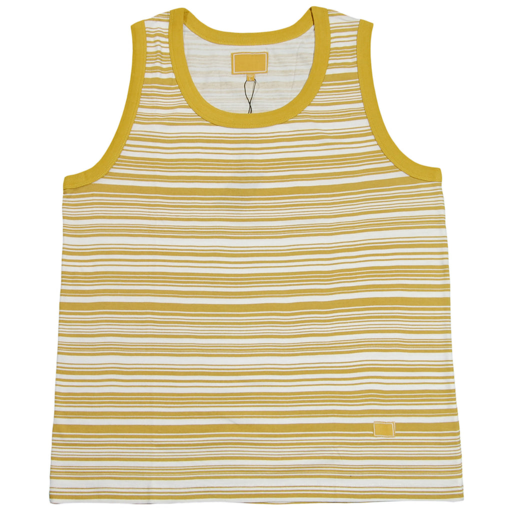 <!--2012030636-->Freshjive - 'Deck' [(Dark Yellow) Tank Top]