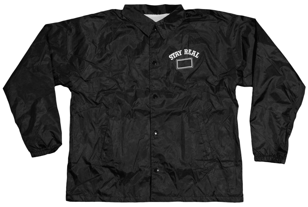 <!--2012092500-->Freshjive: The Lords of Los Angeles Collection - 'Stay Real Coach' [(Black) Jacket]