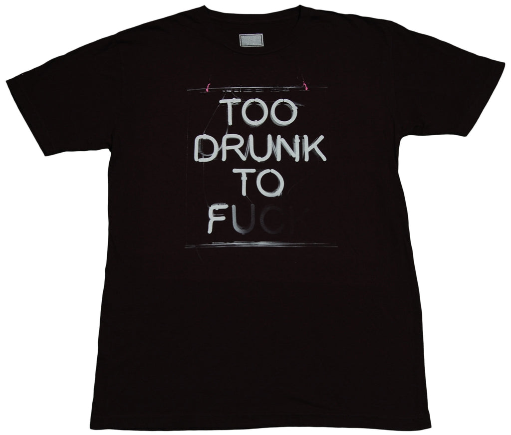 <!--2011091341-->Freshjive - 'Too Drunk To Fuck' [(Black) T-Shirt]