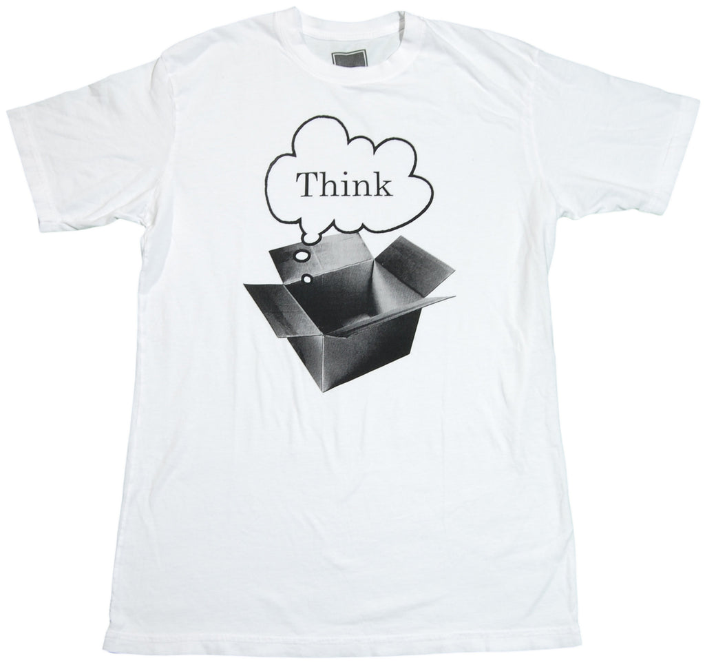 <!--2011121346-->Freshjive - 'Think' [(White) T-Shirt]