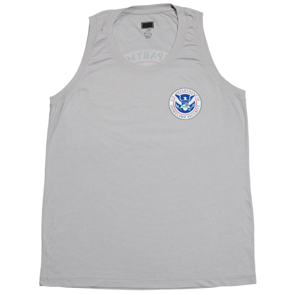 <!--2012041023-->Freshjive - 'Homeland Security' [(Light Gray) Tank Top]