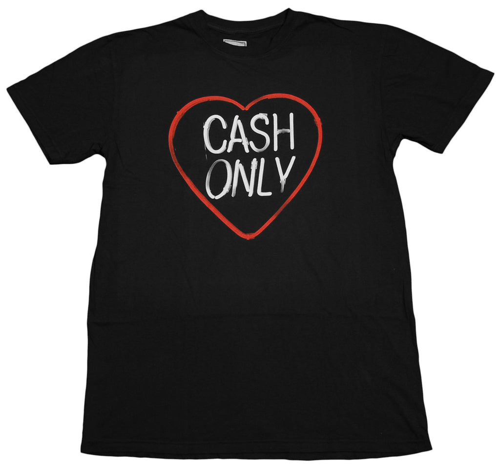 <!--2012081443-->Freshjive - 'Cash Only' [(Black) T-Shirt]