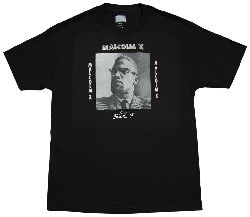 <!--2012082820-->Freshjive: The Lords of Los Angeles Collection - 'Malcolm X' [(Black) T-Shirt]