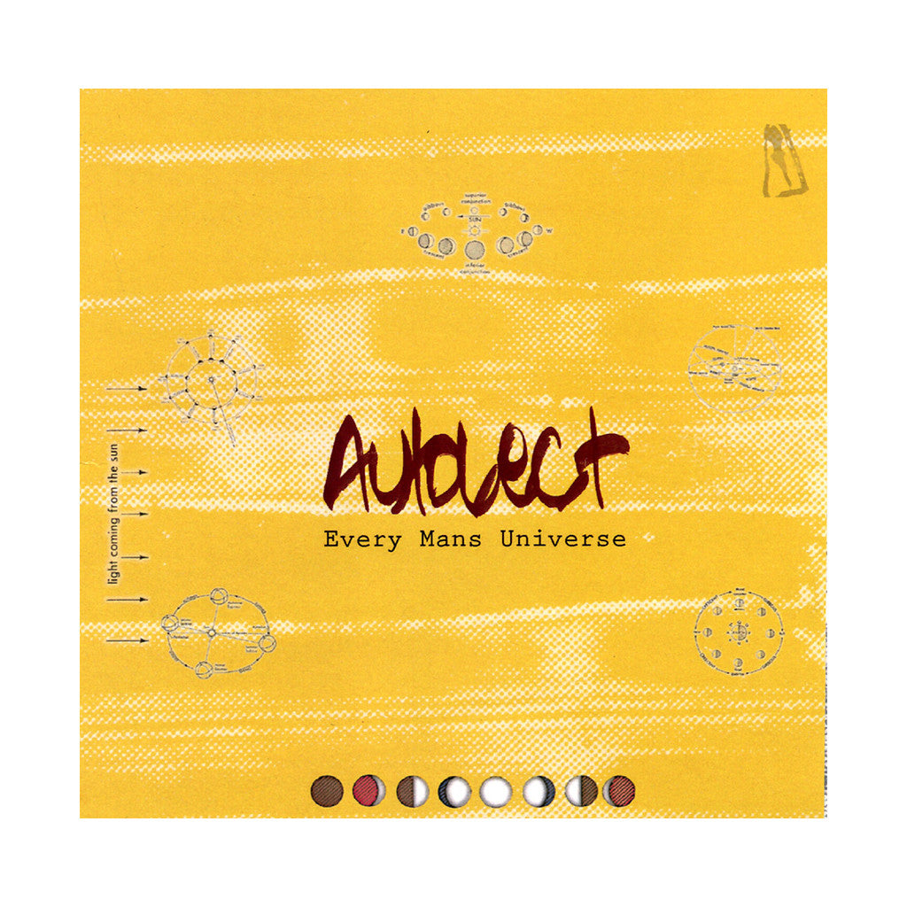 Autolect - 'Every Mans Universe' [CD]