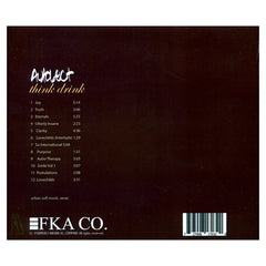 <!--120131119061059-->Autolect - 'Think Drink' [CD]