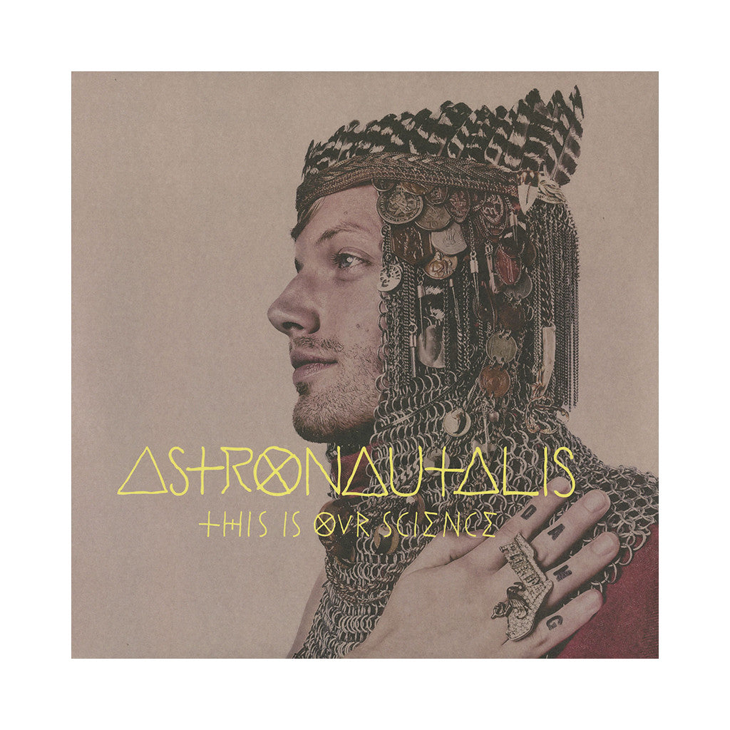 <!--020110913034882-->Astronautalis - 'This Is Our Science' [(Black) Vinyl LP]
