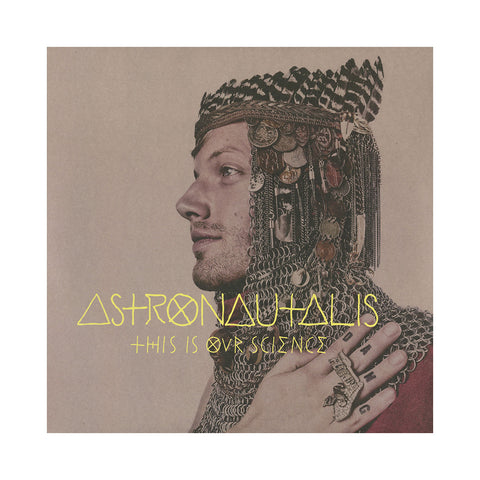 Astronautalis - 'This Is Our Science' [(Black) Vinyl LP]