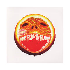 <!--2012102304-->Black Moth Super Rainbow - 'Cobra Juicy' [(White w/ Orange Splatter) Vinyl LP]