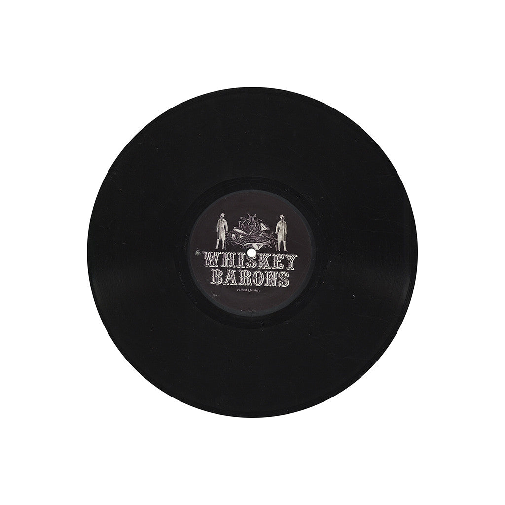 "Whiskey Barons - 'JB Reworks' [(Black) 10"" Vinyl Single]"