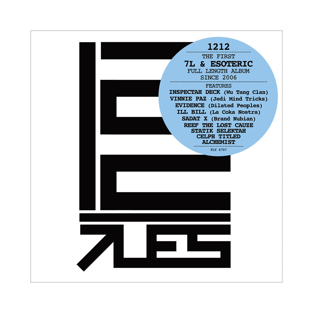 <!--2010111020-->7L & Esoteric - 'Drawbar 1-2 (INSTRUMENTAL)' [Streaming Audio]