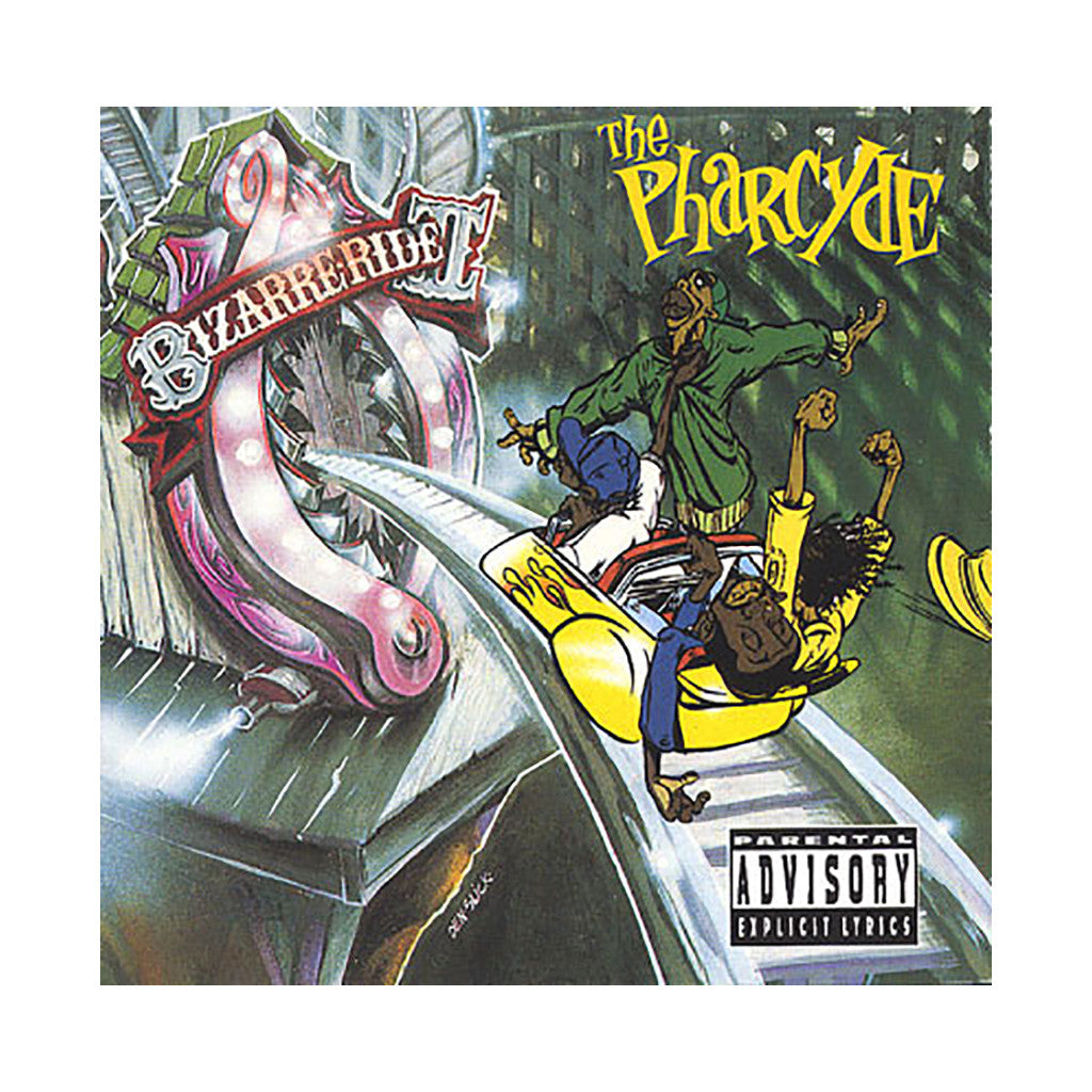 <!--119920101016503-->The Pharcyde - 'Bizarre Ride II The Pharcyde' [CD]