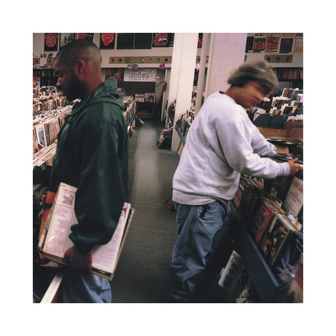 "[""DJ Shadow - 'Endtroducing...' [(Black) Vinyl [2LP]]""]"