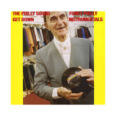 Philly Sound Get Down - 'Funky Philly (Instrumentals)' [CD]