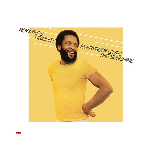 "[""Roy Ayers Ubiquity - 'Everybody Loves The Sunshine' [CD]""]"