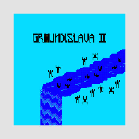 "[""Groundislava - 'GroundIsLava II' [(Translucent Red) Vinyl LP]""]"