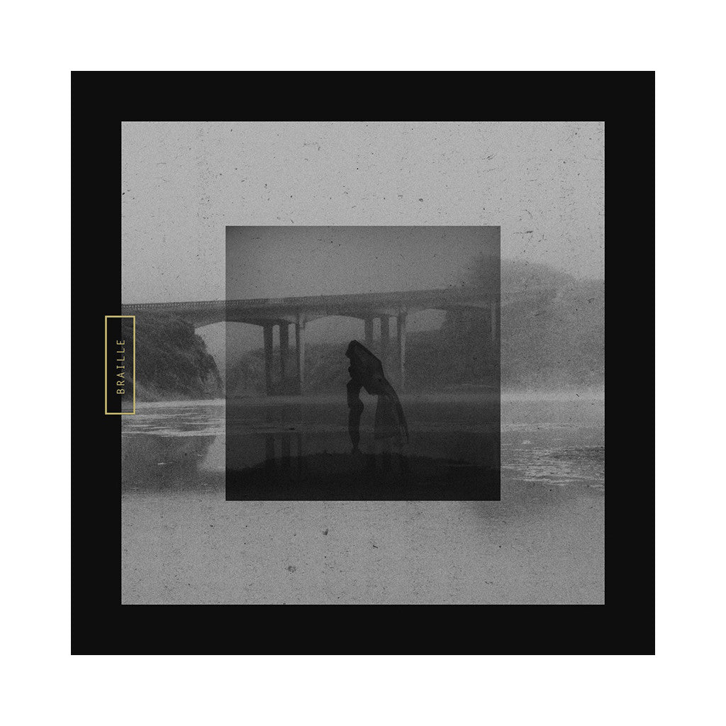 Braille - 'Mute Swan' [(Black) Vinyl LP]